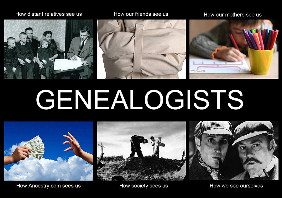 Meme Genealogists