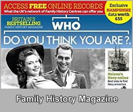 Family History Magazine