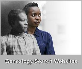 Genealogy Search Websites