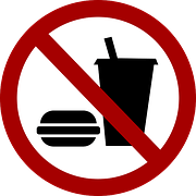 no-food-or-drink