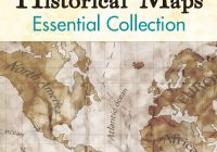 Historical Maps of North America and Europe