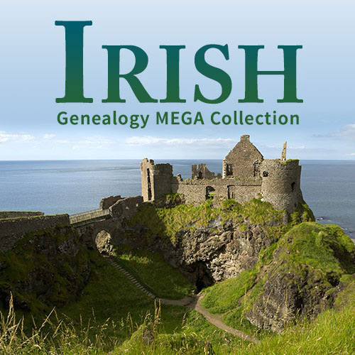 Irish Genealogy Mega Collection