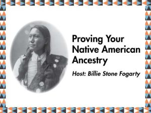 Native American Genealogy Research