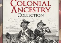 Trace Your Colonial Ancestry Collection