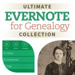 Ultimate Evernote for Genealogy Collection