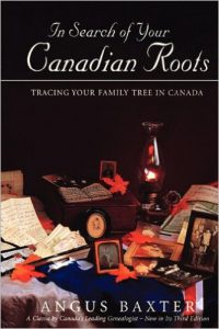Canadian Genealogy Research - Ultimate Canadian Genealogy Research