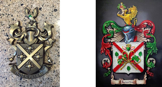 Coat of Arms Products