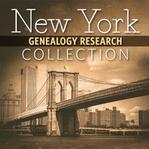 New York Heritage - New York Genealogy Research Collection