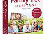 Family Tree Heritage 9