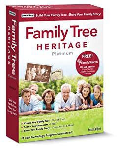 Family Tree Heritage 9