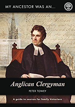 My Ancestor Was An Anglican Clergyman
