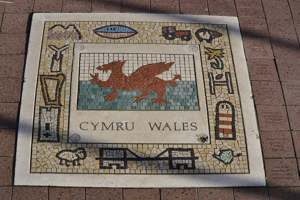 Welsh Mosaic