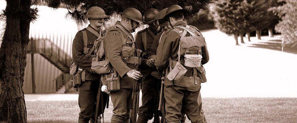 British Army Service Records
