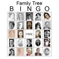 Legacy Family Tree - Family Tree Bingo Report