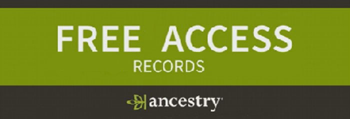 Ancestry Free Records