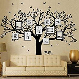 ... Family Tree Wall Decal By ANBER