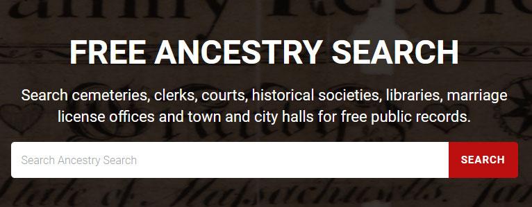 FreeAncestrySearch.org