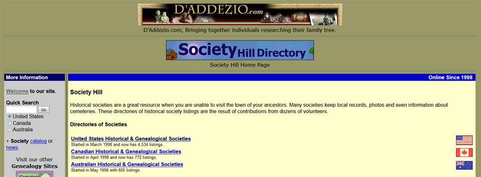 D'Addezio - Society Hill