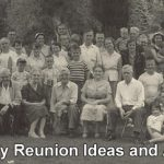 Family Reunion Ideas Activities