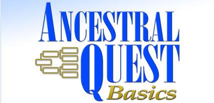 Ancestral Quest Basics
