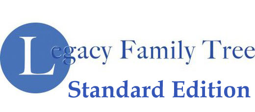 Legacy Family Tree Standard Edition