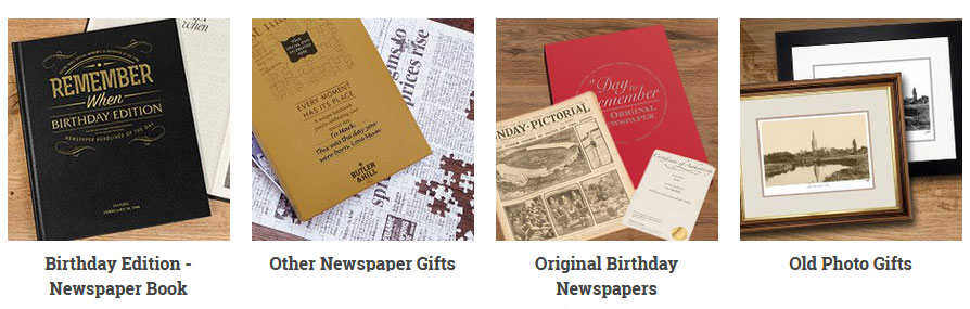 Historic Newspapers UK Review - Gifts 6-9