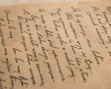 Preserve Old Documents